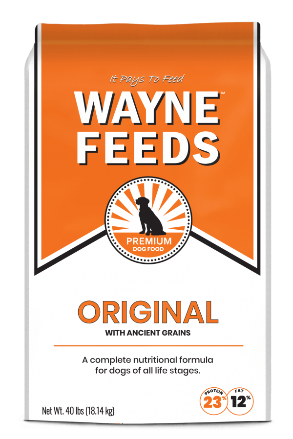 Wayne Feeds - Original with Ancient Grains - Statewide Service Center
